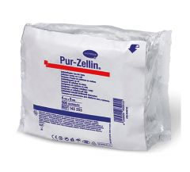 Pur-Zellin® steril 4 x 5 cm