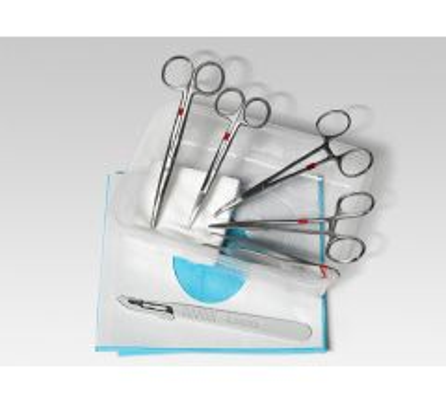 Chirurgisches Set